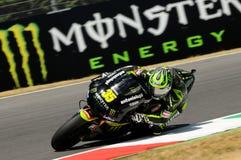 Technologie 3 MotoGP van Cal Crutchlow YAMAHA Stock Foto