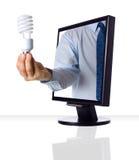 Technologie neuve Images stock
