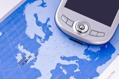 Technologie, PDA stock fotografie