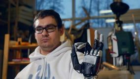 Technologie robotique de bionique en cours de développement par des scientifiques