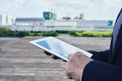 Technologie und Geschäft stockfotografie