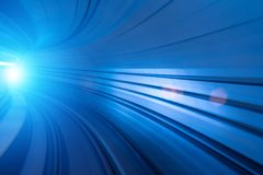Technologie und Geschwindigkeit lizenzfreie stockfotografie
