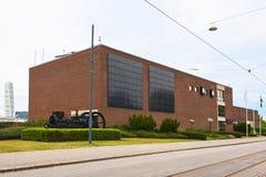 Technologie und Seemuseum Lizenzfreies Stockfoto
