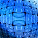 Technologie van zonne-energie royalty-vrije stock foto's