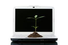 Technologie verte Images libres de droits