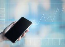 Technologie voor zaken Stock Foto