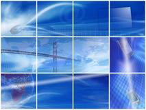 Technologie, Wereld en Toekomst Royalty-vrije Stock Fotografie