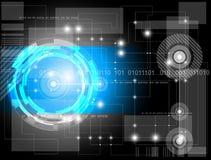 Technologieachtergrond Stock Afbeelding