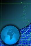 Technologiebroschüre Lizenzfreie Stockfotos