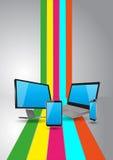 Technologiegerät Lizenzfreies Stockfoto