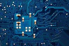 Technologiehintergrund 03 Stockfoto