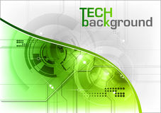 Technologiehintergrund Stockbilder