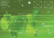 Technologiehintergrund Lizenzfreie Stockbilder