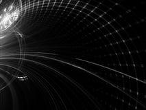 Technologiehintergrund - erzeugtes Bild der Zusammenfassung digital Lizenzfreie Stockfotos