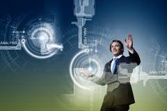 Technologieinnovaties Royalty-vrije Stock Fotografie