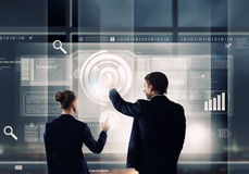 Technologieinnovaties Stock Foto