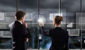 Technologieinnovaties Royalty-vrije Stock Foto