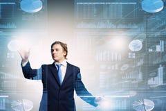 Technologieinnovaties Stock Foto's