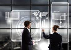 Technologieinnovaties Royalty-vrije Stock Afbeelding