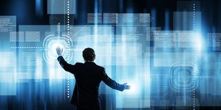 Technologieinnovationen Stockfoto