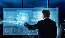 Technologieinnovationen Lizenzfreies Stockfoto