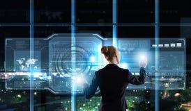 Technologieinnovationen Stockfotografie