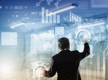 Technologieinnovationen Lizenzfreies Stockbild