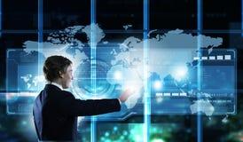 Technologieinnovationen Stockbild