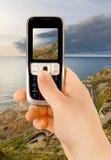 Technologiekommunikationstelefon Stockbilder
