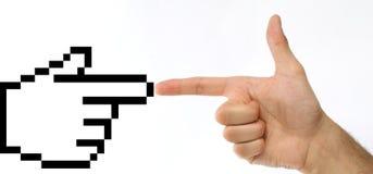 Technologiekonzept Stockfotografie