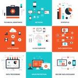 Technologiekonzepte Lizenzfreies Stockfoto