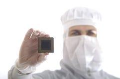 Technologiemann Lizenzfreies Stockfoto