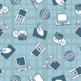 Technologiemuster Lizenzfreie Stockbilder