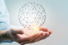 Technologien für Verbindung lizenzfreie stockfotos