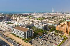 technologiepark van de Stad van Doubai Internet Stock Afbeeldingen