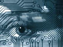 technologies apparaissantes Photos libres de droits