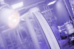 Technologies d'innovation dans le diagnostic et le traitement des maladies Image stock