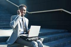 Technologies dans les affaires Photo stock