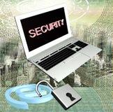 Technologies de connexion internet Image stock