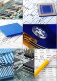 Technologies de l'information Photographie stock libre de droits