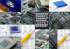 Technologies de l'information Photos libres de droits