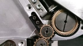 technologies en métal de mécanicien images libres de droits