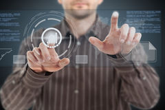Technologies of the future Stock Photos