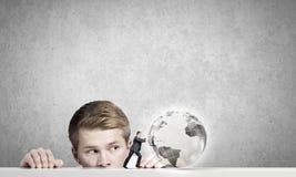 Technologies globales Images libres de droits