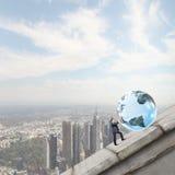 Technologies globales Photo libre de droits