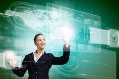 Technologies innovatrices Photo libre de droits