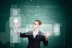 Technologies innovatrices Photo stock