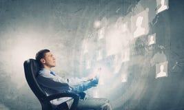 Technologies innovatrices Photographie stock libre de droits