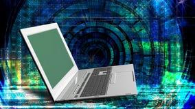 technologies innovatrices d'Internet d'ordinateur pour des affaires illustration libre de droits