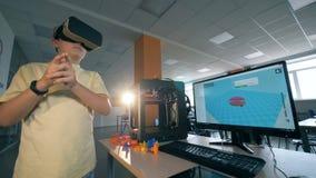 Technologies innovatrices dans le concept d'éducation clips vidéos
